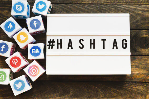 Create Event Buzz Using Hashtags