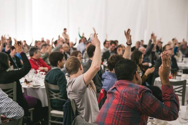 Improve your Guests'​ Event Experience